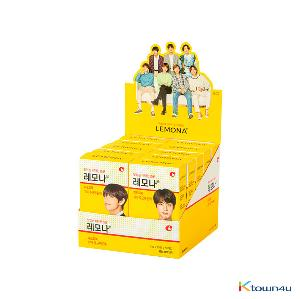 [kyungnampharm] BTS : Lemona 2g*10ea*10set (*Order can be canceled cause of early out of stock)