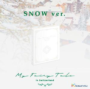 [Photobook] LEE JIN HYUK - My Fairy Tale (Snow Ver.)