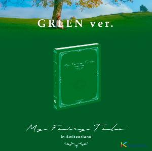 [Photobook] LEE JIN HYUK - My Fairy Tale (Green Ver.)