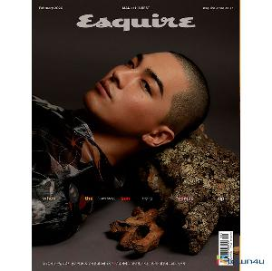 ESQUIRE 2019.02 A Type (Taeyang)