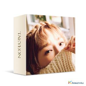 TAEYEON - Album Vol.2 Repackage [Purpose] (Kit Album) *Due to the built-in battery inside, only 1 item can be shipped per package