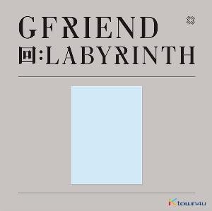 GFRIEND - Album [回:LABYRINTH] (Twisted Ver.)
