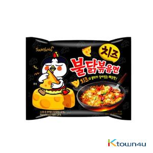 Cheese Hot Chicken Flavor Ramen 140g