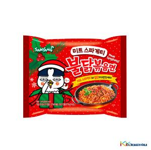 Meat Spaghetti Hot Chicken Flavor Ramen 145g