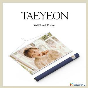 TAEYEON - Wall Scroll Poster
