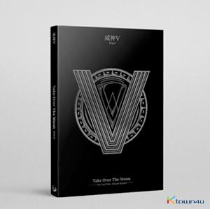 WayV - Mini Album Vol.2 [Take Over The Moon - Sequel] *Orders for March 9th will be sent from March 19th.