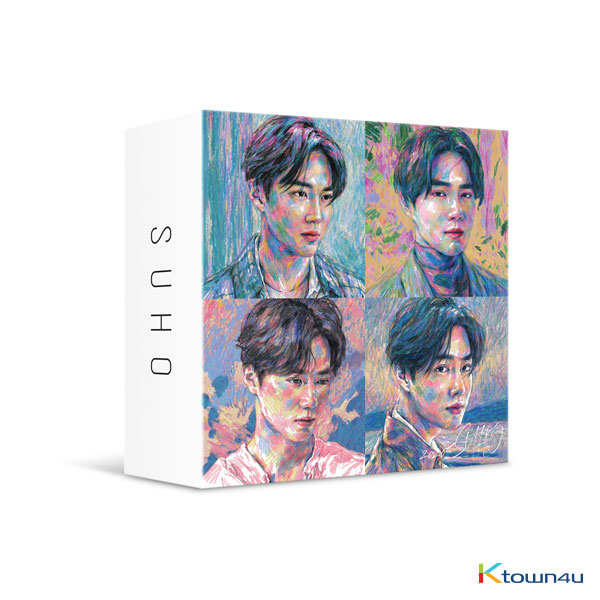 SUHO - Mini Album Vol.1 [Self-Portrait] (Kit Ver.) *Due to the built-in battery of the Khino album, only 1 item could be ordered and shipped at a time.