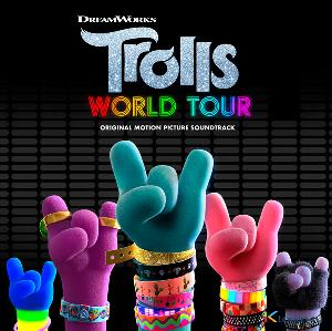 Trolls World Tour OST (Track List : Red Velvet) (Trolls World Tour Original Motion Picture Soundtrack)