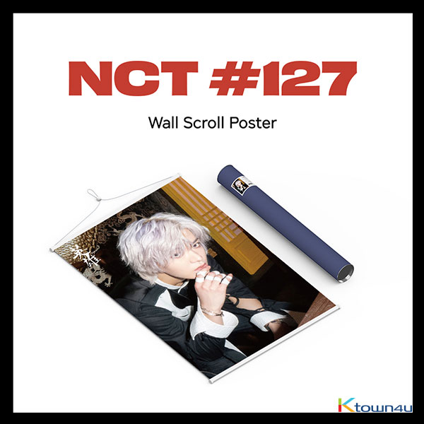 NCT 127 - Wall Scroll Poster (Yuta ver)