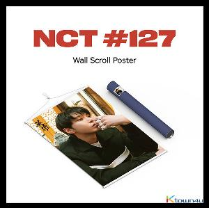 NCT 127 - Wall Scroll Poster (Doyoung ver)