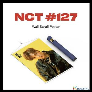NCT 127 - Wall Scroll Poster (Haechan ver)