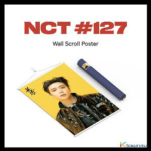 NCT 127 - Wall Scroll Poster (Jaehyun ver)