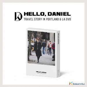 [DVD] Kang Daniel - HELLO, DANIEL [TRAVEL STORY IN PORTLAND & LA DVD] *This product cannot be sold in Thailand