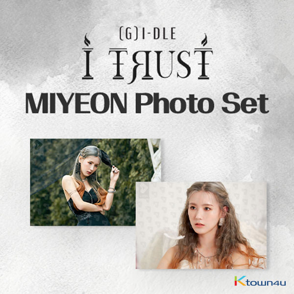 (G)I-DLE - (G)I-DLE X LIPSS [I TRUST JACKET BEHIND CUT] (Miyeon)