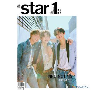 At star1 2020.06 (Front Cover : NCT 127 Mark & Hae Chan & Jung Woo)