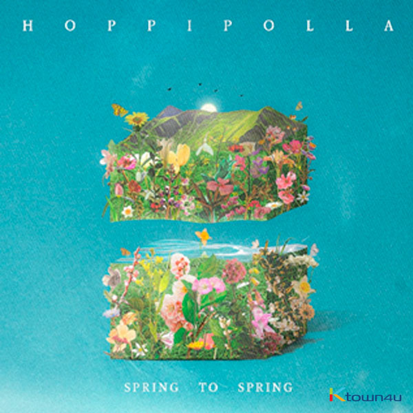 HOPPIPOLLA - Mini Album Vol.1 [Spring to Spring]