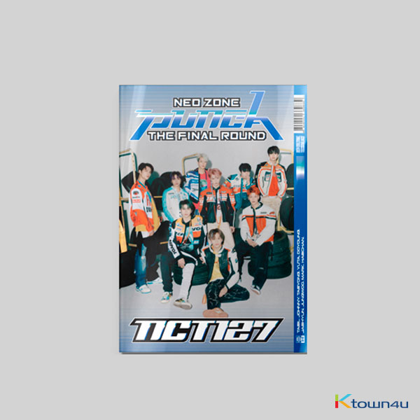 NCT 127 - Repackage Album Vol.2 [NCT #127 Neo Zone: The Final Round] (1ST PLATER Ver.)