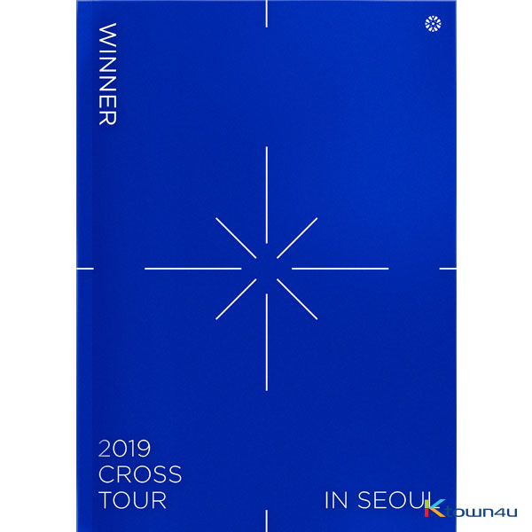 [DVD] WINNER - WINNER 2019 CROSS TOUR IN SEOUL [DVD+LIVE CD] *Ktown4u Pre-order benefit : Photocard 1p gift