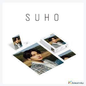 SUHO - Puzzle Package Limited Edition