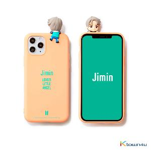 BTS- BTS Character Figure Color Jelly Case_Nickname (JIMIN)