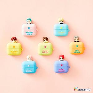 BTS- BTS Character Figure Airpods Case PRO