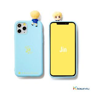 BTS- BTS Character Figure Color Jelly Case_Stairs (JIN)