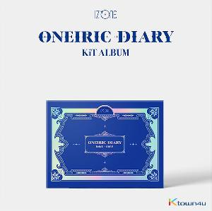 IZ*ONE - Mini Album Vol.3 [Oneiric Diary] (Kit Album) *Due to the built-in battery of the Khino album, only 1 item could be ordered and shipped at a time.
