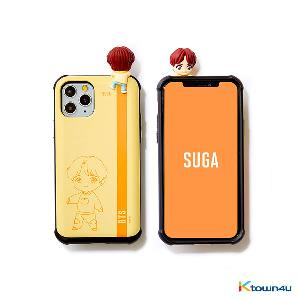 BTS- BTS Character Figure Slide Card Case_Diary (SUGA)