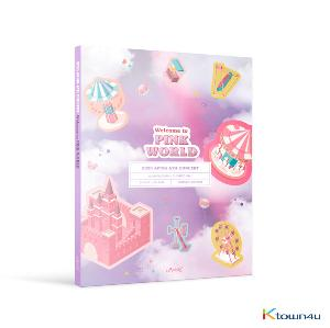 [DVD] Apink - 2020 Apink 6th Concert DVD [Welcome to PINK WORLD]