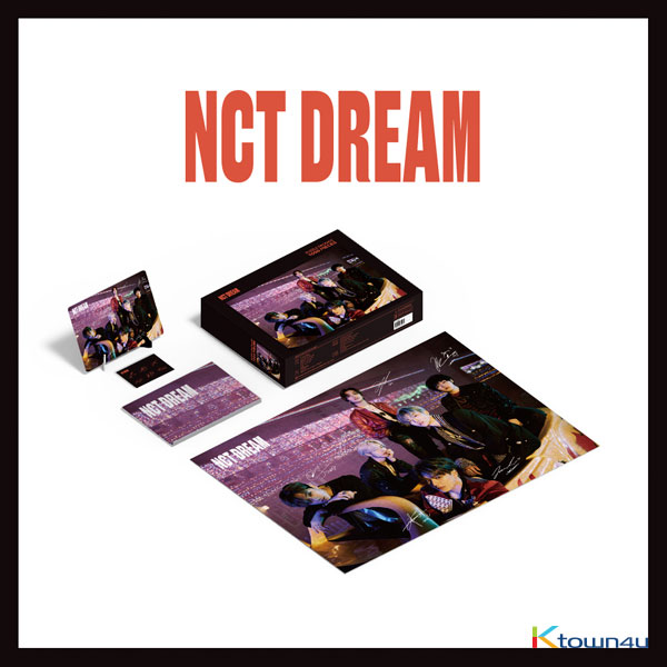 NCT DREAM - Puzzle Package Limited Edition (Group Ver.)