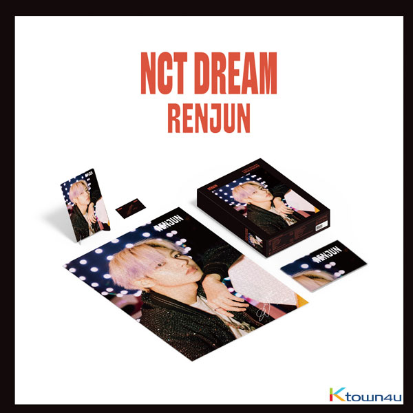 NCT DREAM - Puzzle Package Limited Edition (Renjun Ver.)