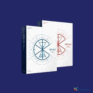 [SET][2CD SET] CIX - EP Album Vol.3 [HELLO Chapter 3. Hello, Strange Time] (Hello Ver. + Strange Time Ver.)