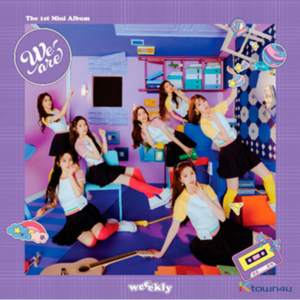 [@WeeeklyChart] Weeekly - Mini Album Vol.1 [We are]