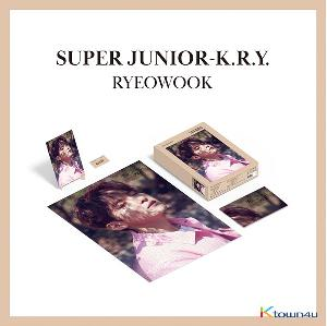 Super Junior K.R.Y. - Puzzle Package Limited Edition (RyeoWook Ver.)
