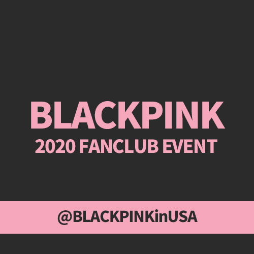 [Donation] BLACKPINK SUPPORT EVENT by @BLACKPINKinUSA