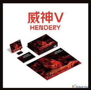 WayV - Puzzle Package Limited Edition (Hendery Ver.)
