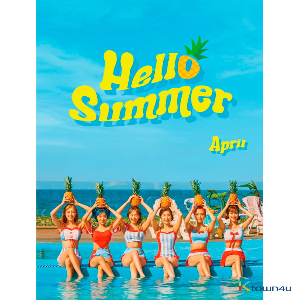 APRIL - Summer Special Album [Hello Summer] (Summer DAY Ver.)