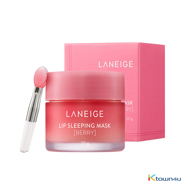 LANEIGE Lip Sleeping Mask_Berry 20g