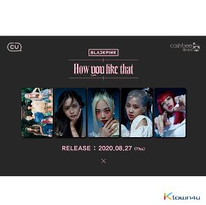 BLACKPINK - Traffic Card (Limited Edition)