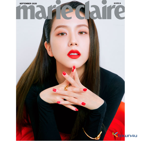 Marie claire 2020.09 A Type (BLACKPINK : JISOO)