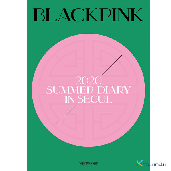 [DVD] BLACKPINK - 2020 BLACKPINK'S SUMMER DIARY IN SEOUL DVD