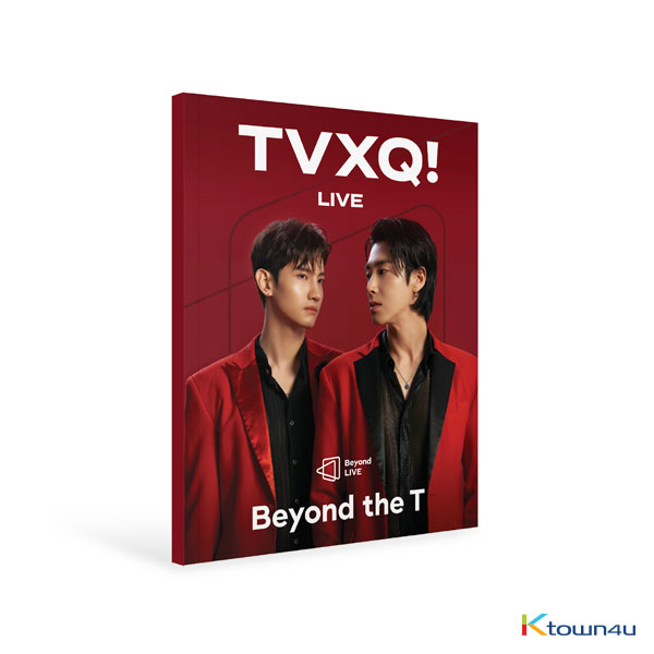 TVXQ - Beyond LIVE BROCHURE [Beyond the T]