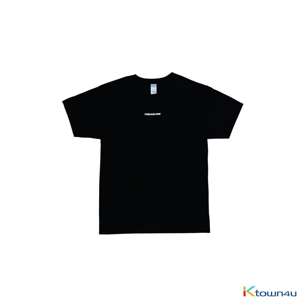 [TREASUREMAP] TREASURE - TREASURE T-SHIRTS_TYPE 1 BLACK