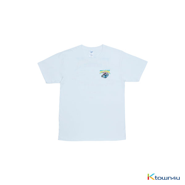[TREASUREMAP] TREASURE - TREASURE T-SHIRTS_TYPE 2 WHITE