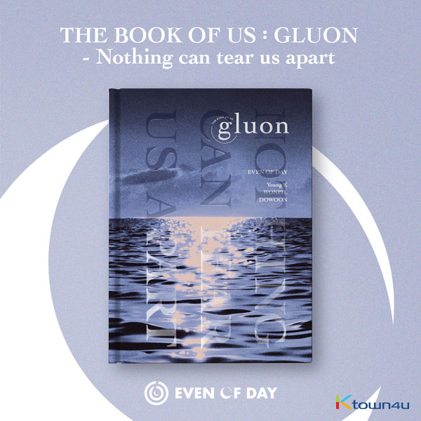 DAY6 - Mini Album Vol.1 [The Book of Us : Gluon – Nothing can tear us apart] (Second press)