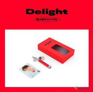 BAEKHYUN - Photo Projection Keyring