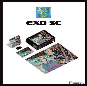 EXO-SC (Sehun & Chanyeol) - puzzle package Limited Edition (Group ver)