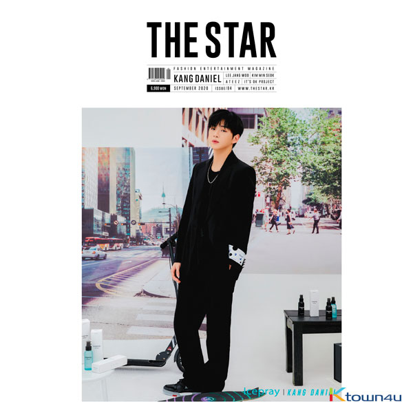 THE STAR 2020.09 (Cover : Kang Daniel)