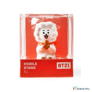 [BT21] lineFriends BT21 RJ figures phone stand
