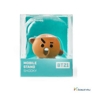 [BT21] lineFriends BT21 SHOOKY figures phone stand